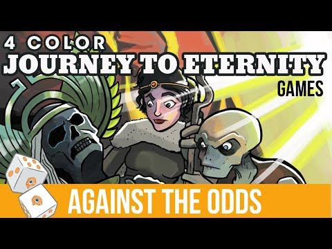 Against the Odds: Modern Four-Color Journey to Eternity (Games)