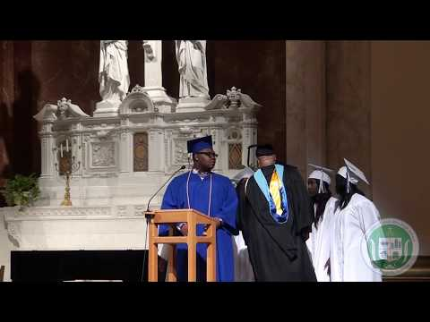 Providence Cristo Rey High School Graduation 2017