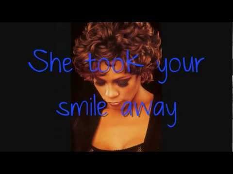 Whitney Houston ~ All At Once ~ Lyrics On Screen ~ Full Song