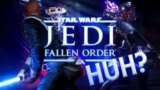Star Wars: Jedi Fallen Order is NOT What I Expected