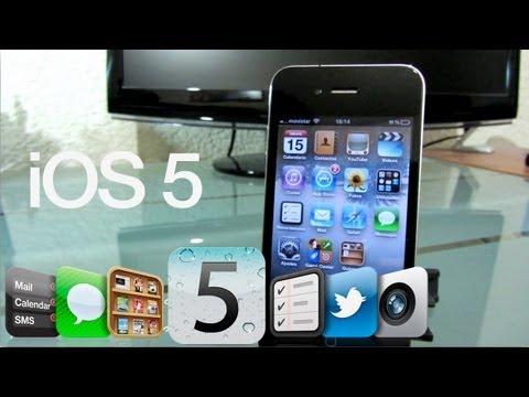 Novedades de iOS 5 - para iPhone, iPad y iPod Touch