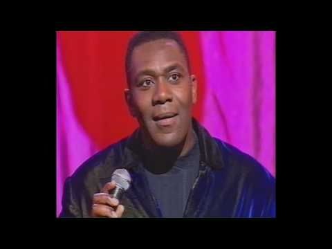 LENNY HENRY Live and Loud 1994 - UK STANDUP COMEDY
