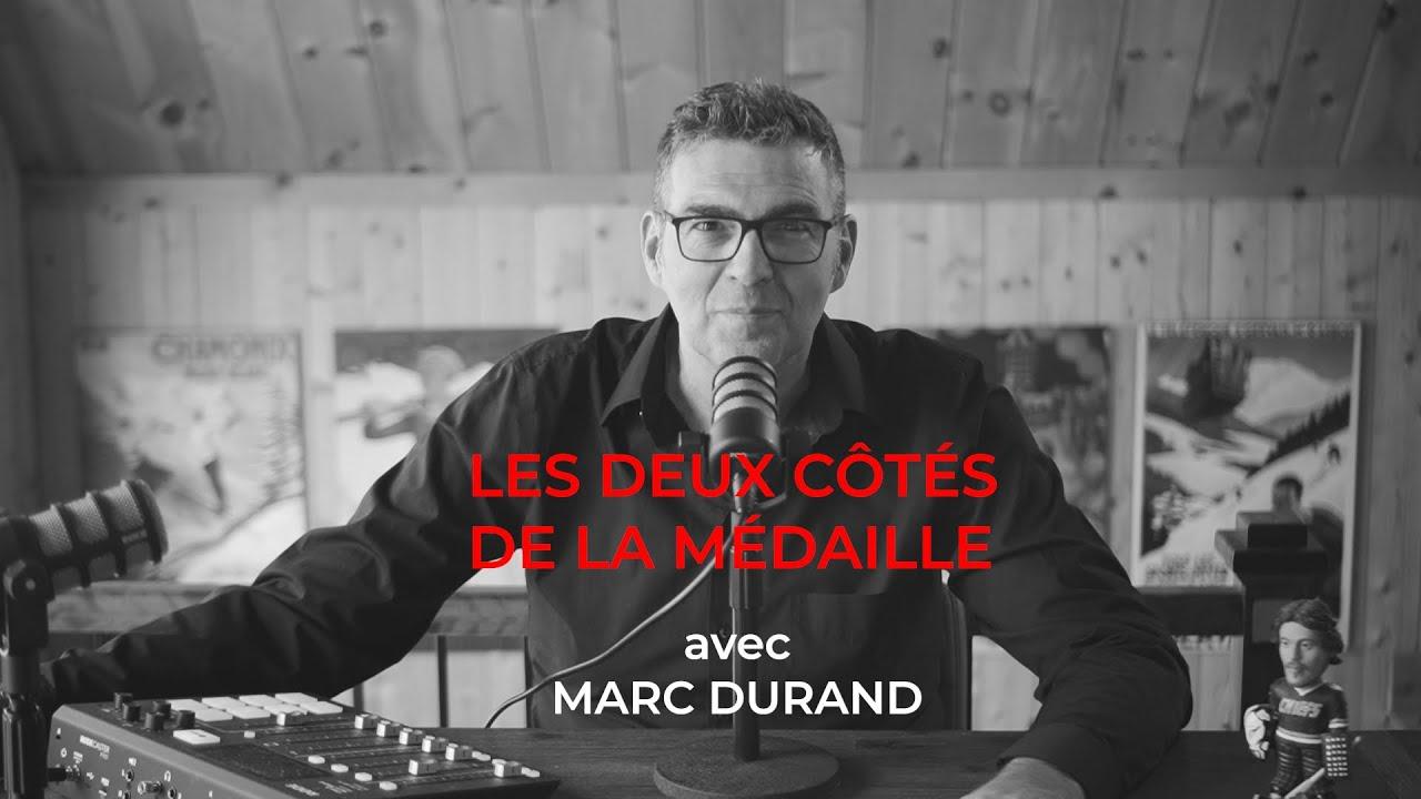 LES DEUX COTÉS DE LA MÉDAILLE - DANIEL LEFEBVRE, COACH OLYMPIQUE