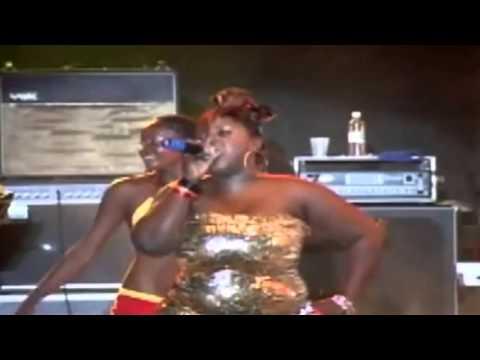 Laurena   Sweet Bwoy, Live! Antigua Carnival 2011
