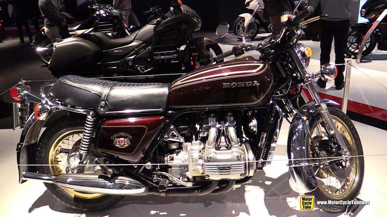 Honda Gl  Motorcycle