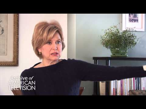 Jane Pauley discusses working with Tom Brokaw - EMMYTVLEGENDS.ORG