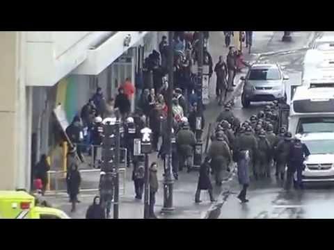 Rassemblement contre la brutalité policière 2015 /Assembly against Police brutallity 2015
