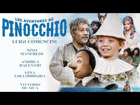 LE AVVENTURE DI PINOCCHIO (1971) - SIGLA Iniziale e Finale