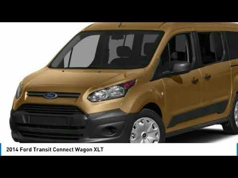 2014 Ford Transit Connect Wagon P12114
