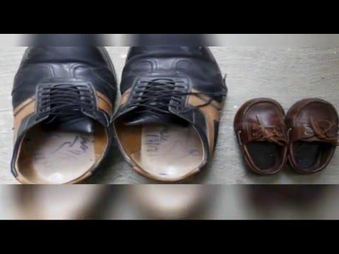 Punya Kaki Terbesar Di Dunia, Pria Ini Dapat Hadiah Sepatu