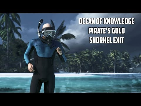 HITMAN 2 - HAVEN Island, Ocean Of Knowledge/Pirate's Gold/SNORKEL Exit