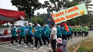 Download Gerak Jalan Lucu dan Keren 2019 | ada cekgu santik bikin merinding