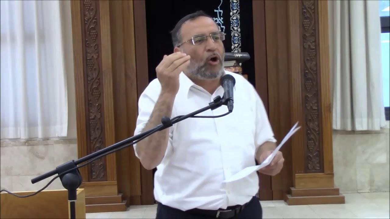 """מעלתם של חיילי צה""""ל המוסרים נפשם על קידוש השם - שיחה ליום הזכרון - הרב בן ציןו אלגאזי"""