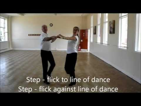 Viennese Swing Sequence Dance Walkthrough