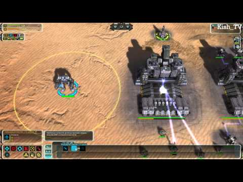 Supreme Commander: Forged Alliance с чего начать