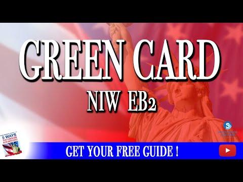 San Diego Immigration Lawyer: New NIW EB2 Green Card Standard