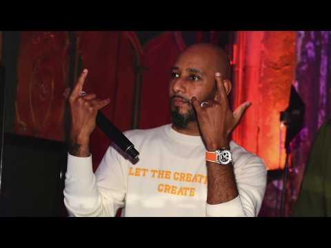 Swizz Beatz Telling Us About The Zenith Defy 21 Swizz Beatz Edition   aBlogtoWatch