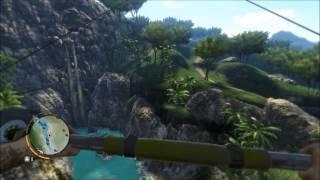 Far Cry 3 - Low Settings vs. Ultra Settings