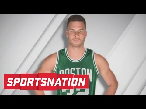 Thumbnail: Blake Griffin A Good Fit For The Celtics? | SportsNation | ESPN