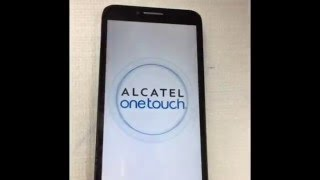 Alcatel OneTouch 5054N Google account remove New or latest security
