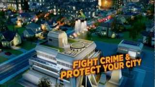 SimCity Limited Edition | Heroes and Villains Trailer