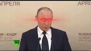 ШОК! Путин произносит Р-слово в прямом эфире