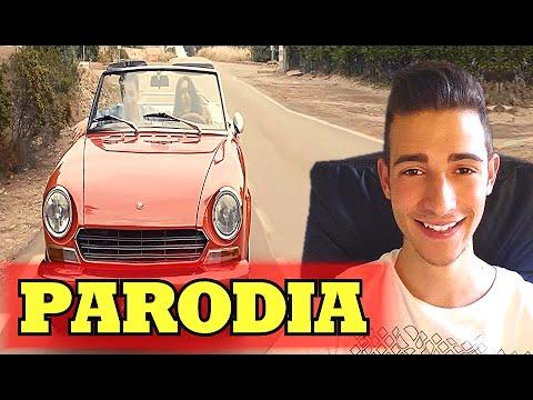 BOOMDABASH - PORTAMI CON TE | PARODIA