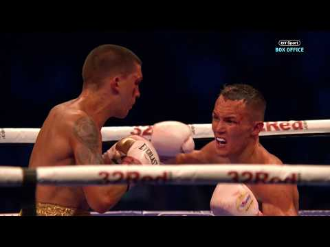 Fight of the year candidate! Josh Warrington v Lee Selby official highlights