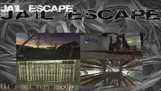 Jail Escape the best half life 2 mod.