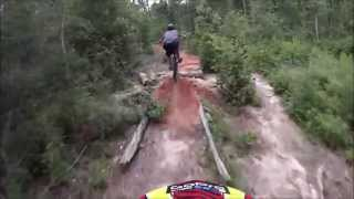 GoPro HD Singletrack Hardtail 29er UWF Trails