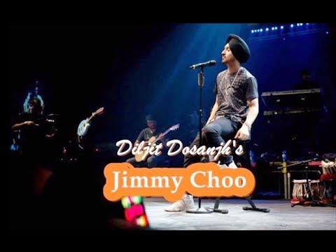 Jimmy Choo Choo | Diljit Dosanjh (Official HD Video)