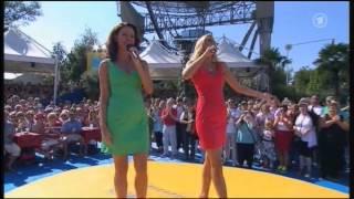 [HQ] - Sigrid und Marina - Sag mir Dein Sternzeichen - 11.08.2013 - Immer wieder Sonntags