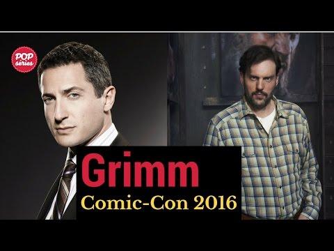 Grimm 6ª temporada: Sasha Roiz e Silas Weir Mitchell