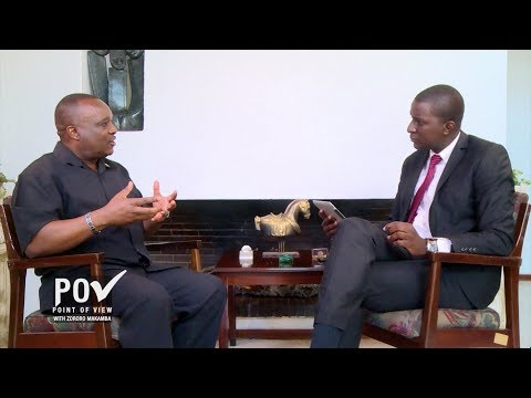 Dr. Noah Manyika : Build Zimbabwe Alliance Leader Opens Up On 2018 Elections