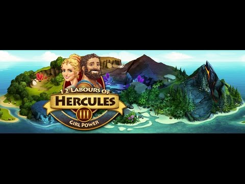 12 Labours of Hercules III Girl Power Beat Developer's Record 1-7 |