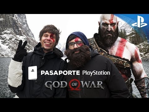 ¡RUBIUS y MANGEL presentan PASAPORTE PLAYSTATION! + SORTEO épico God Of War