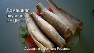 Жаренный Хек по Домашнему на сковороде в Кляре Рецепт вкусной рыбки.