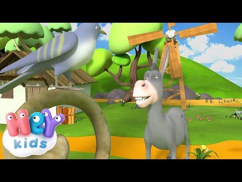 Der Kuckuck und der Esel - Kinderlieder zum Mitsingen