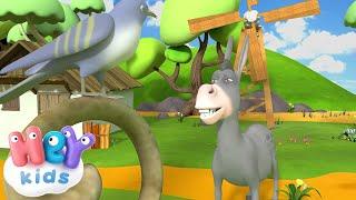 Der Kuckuck Und Der Esel Kinderlieder Zum Mitsingen