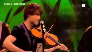 Alexander Rybak & Lars Lillo-Stenberg - Fairytale at Gullruten TV2 09.05.2014