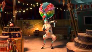 Repeat youtube video Afro Circus/ I Like To Move It: Music Video