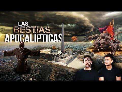 Las Bestias Apocalípticas │ Domingo Pm 28 Junio 2020