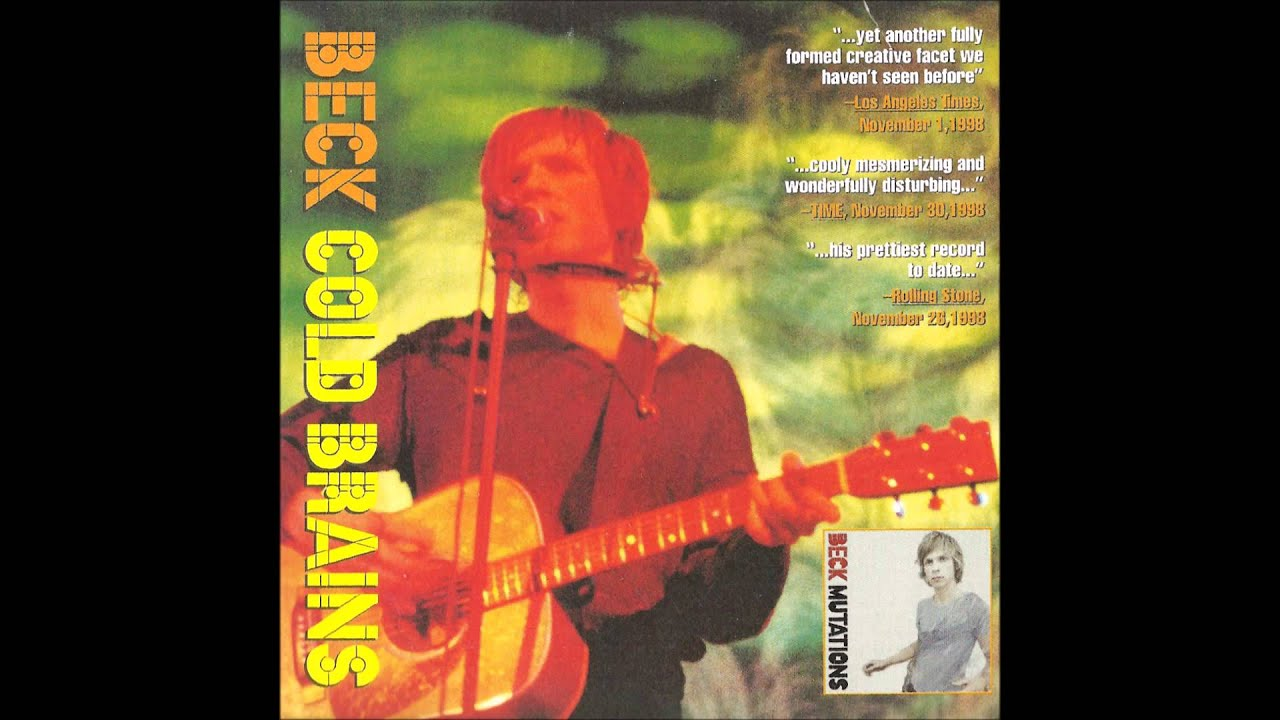Beck cold brains youtube beck cold brains strange invitation stopboris