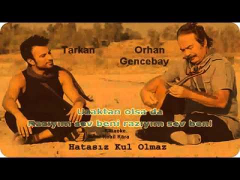 Hatasız Kul Olmaz  - Orhan Gencebay -Lyric Video - HD