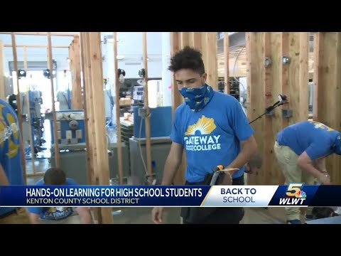 Kenton County School Leaders Use Tools Of The Building Trade To Keep Students Connected During Pa...