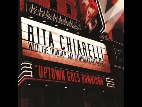 Rita Chiarelli - Back To Blue