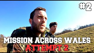 Straight Line Mission Across Wales: Attempt 2 (Part 2)