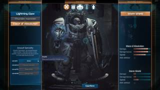 Space Hulk: Deathwing - Beta Classes Overview