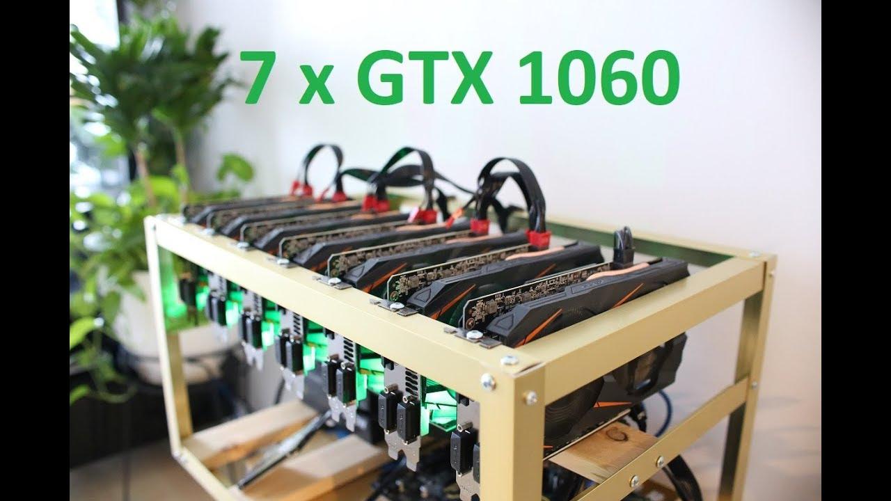 1060 bitcoin mining