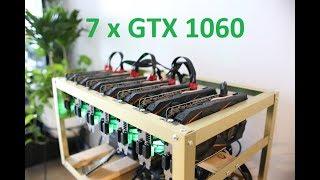 What Am I Mining On My 7 x GTX 1060 Mining Rig?